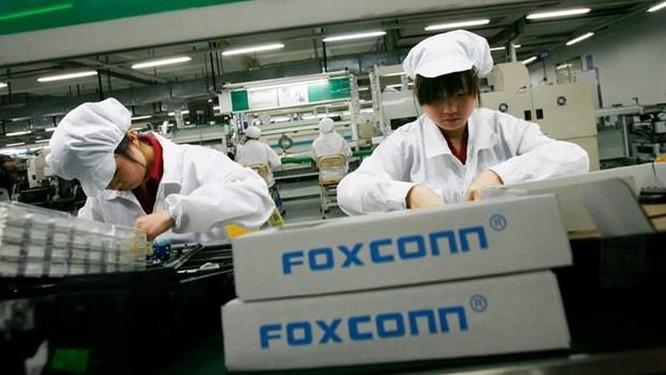 Chủ tịch Foxconn Terry Gou xin từ chức để làm chính trị ảnh 2