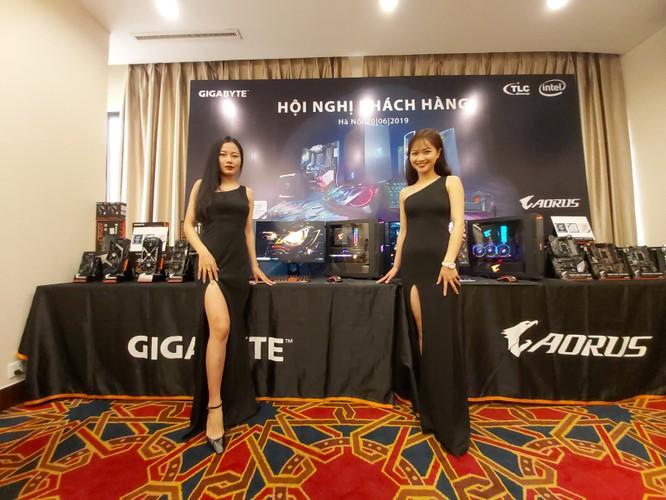 Gigabyte, Intel trình làng bộ sưu tập thiết bị game mới ảnh 2