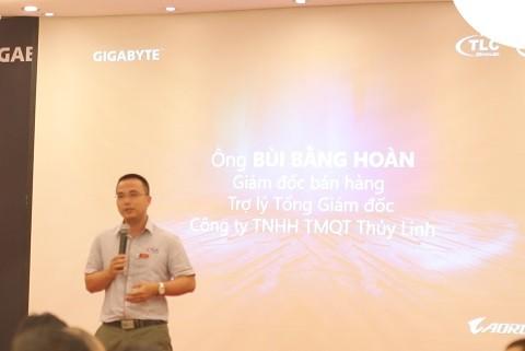 Gigabyte, Intel trình làng bộ sưu tập thiết bị game mới ảnh 1