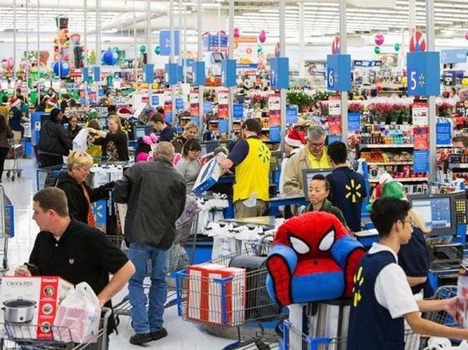 Walmart sử dụng AI để bắt trộm tại hơn 1000 cửa hàng ảnh 1