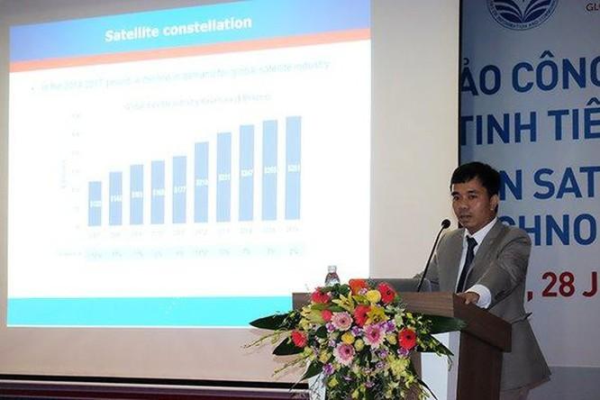 Đến năm 2022, Việt Nam sẽ phóng thêm 3 vệ tinh lên không gian ảnh 1