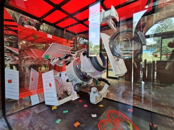 Nơi ra đời của những chiếc máy giặt châu Âu dùng nhựa tái chế ảnh 5