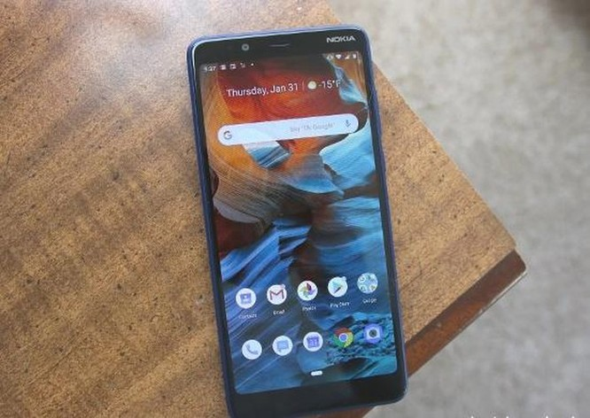 Nokia 3.1 Plus giảm gần 1 triệu đồng ảnh 2
