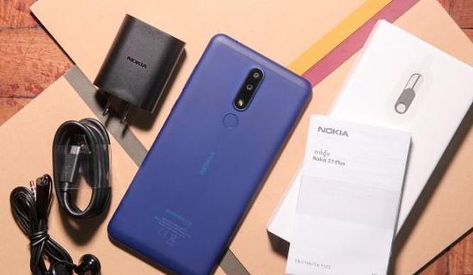 Nokia 3.1 Plus giảm gần 1 triệu đồng ảnh 17
