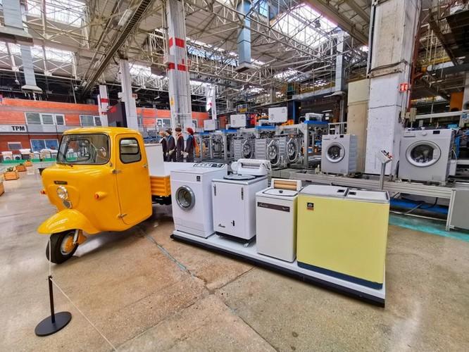 Nơi ra đời của những chiếc máy giặt châu Âu dùng nhựa tái chế ảnh 8