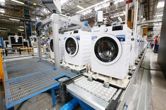 Nơi ra đời của những chiếc máy giặt châu Âu dùng nhựa tái chế ảnh 4