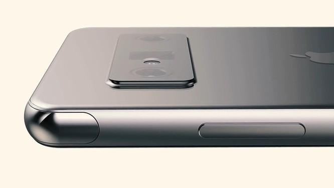 Bản dựng iPhone Pro - camera selfie ẩn dưới màn hình, vân tay siêu âm ảnh 6