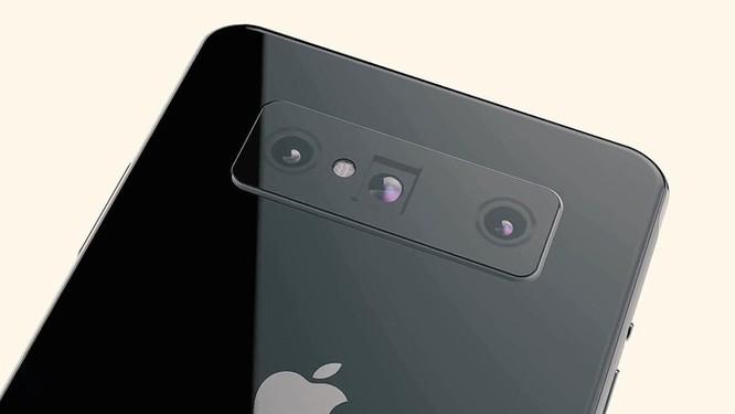 Bản dựng iPhone Pro - camera selfie ẩn dưới màn hình, vân tay siêu âm ảnh 4