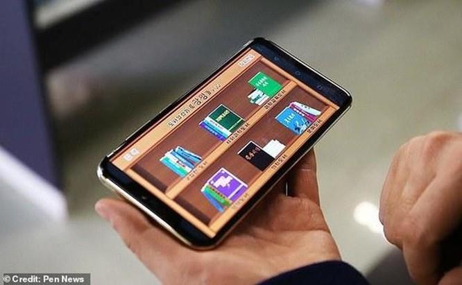Triều Tiên phát hành điện thoại thông minh do Trung Quốc sản xuất ảnh 2