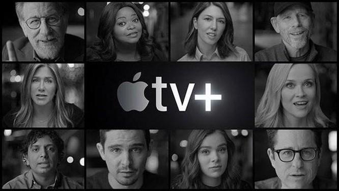 Apple tiết lộ chiến lược phát triển dịch vụ TV Plus sắp phát hành ảnh 1