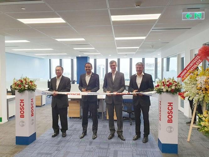 Bosch Việt Nam khai trương văn phòng mới của Trung tâm nghiên cứu và phát triển ảnh 1