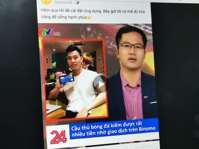 Ngoài Văn Thanh của U23 VN, ai đang tiếp tay cho cá cược Binomo? ảnh 10