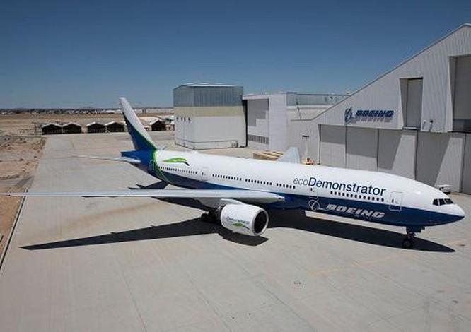 Boeing ứng dụng loạt công nghệ mới vào bay kiểm thử ecoDemonstrator ảnh 1