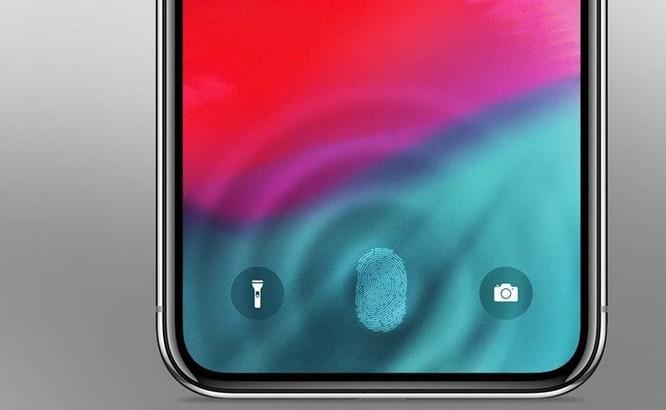 iPhone mới có thể bỏ Face ID, dùng cảm biến vân tay trong màn hình ảnh 1