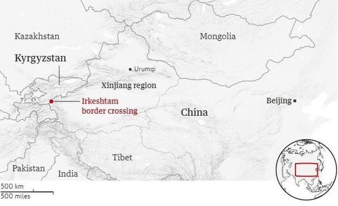 Du khách đến Trung Quốc bị thu thập dữ liệu kể cả khi về nhà ảnh 3
