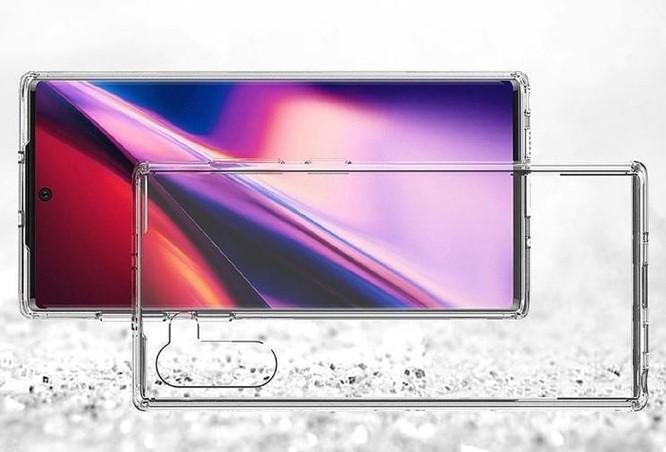Xuất hiện bộ ảnh chi tiết của Galaxy Note10 và Note10 Plus ảnh 1