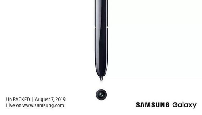 Xuất hiện bộ ảnh chi tiết của Galaxy Note10 và Note10 Plus ảnh 7