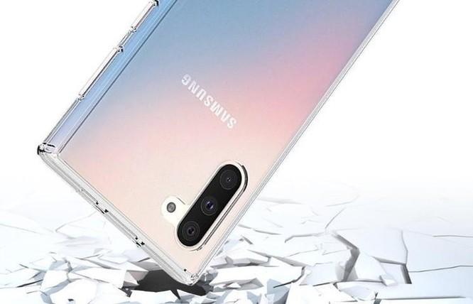 Xuất hiện bộ ảnh chi tiết của Galaxy Note10 và Note10 Plus ảnh 6