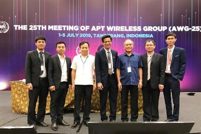 Lần đầu tiên Việt Nam được bầu làm Chủ tịch Hội nghị thông tin vô tuyến châu Á Thái Bình Dương ảnh 2