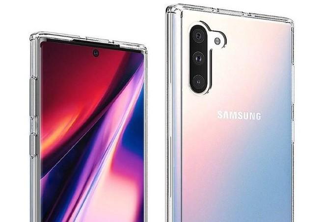 Xuất hiện bộ ảnh chi tiết của Galaxy Note10 và Note10 Plus ảnh 2