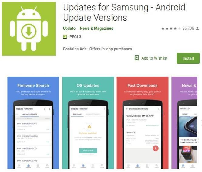 Ứng dụng lừa đảo hơn 10 triệu người dùng Samsung ảnh 1