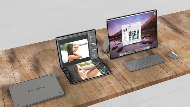 Apple đang âm thầm phát triển iPad màn hình gập? ảnh 1
