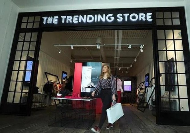 Khai trương cửa hàng thời trang dùng AI đầu tiên thế giới tại London ảnh 1