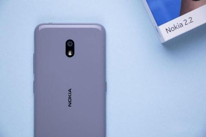 Smartphone Nokia 2.2 có đáng mua? ảnh 8