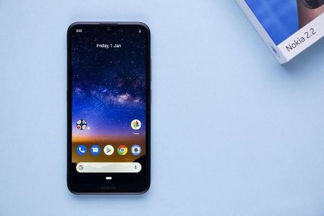 Smartphone Nokia 2.2 có đáng mua? ảnh 4