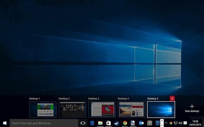 7 cách giúp bạn làm việc tốt hơn trên Windows 10 ảnh 4