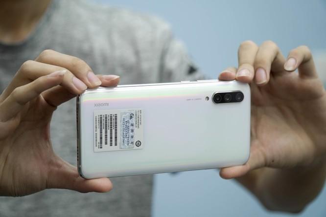 Xiaomi Mi CC9 về VN - camera selfie 32 MP, có Mimoji, giá 7 triệu đồng ảnh 5
