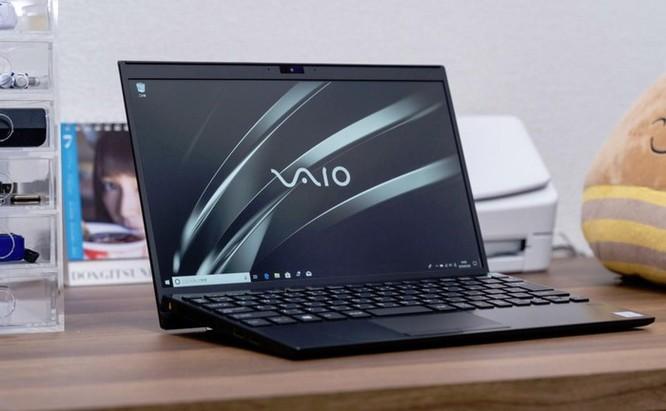 Vaio ra laptop mỏng nhẹ như MacBook nhưng số cổng nhiều gấp 8 lần ảnh 2