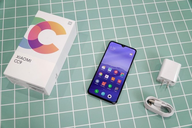 Xiaomi Mi CC9 về VN - camera selfie 32 MP, có Mimoji, giá 7 triệu đồng ảnh 9