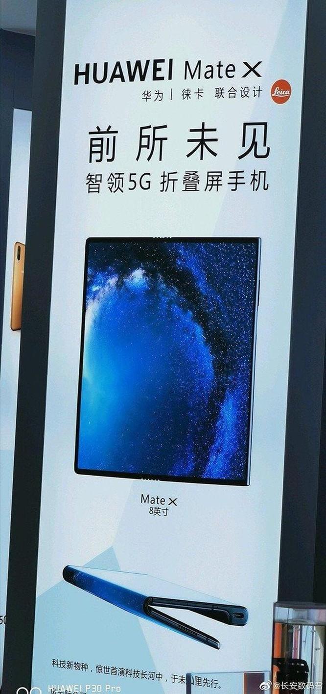 Chiếc smartphone gập lại đẹp nhất năm sẽ ra mắt sớm hơn dự kiến, nhưng đó không phải là Samsung Galaxy Fold ảnh 2