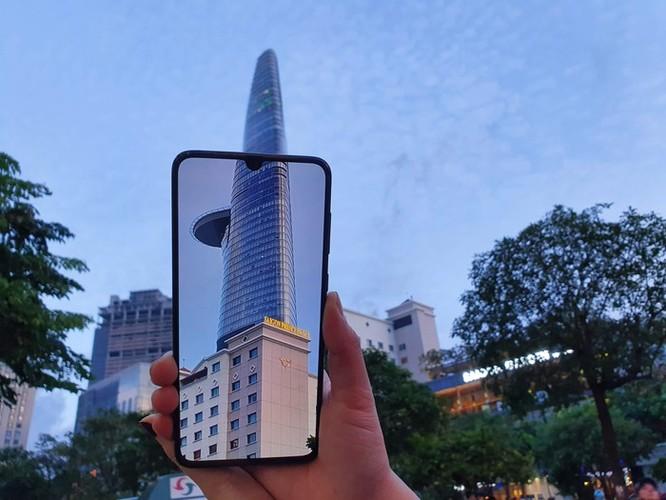 Những bức ảnh cho thấy màn hình vô cực Galaxy A70 lợi hại thế nào ảnh 5