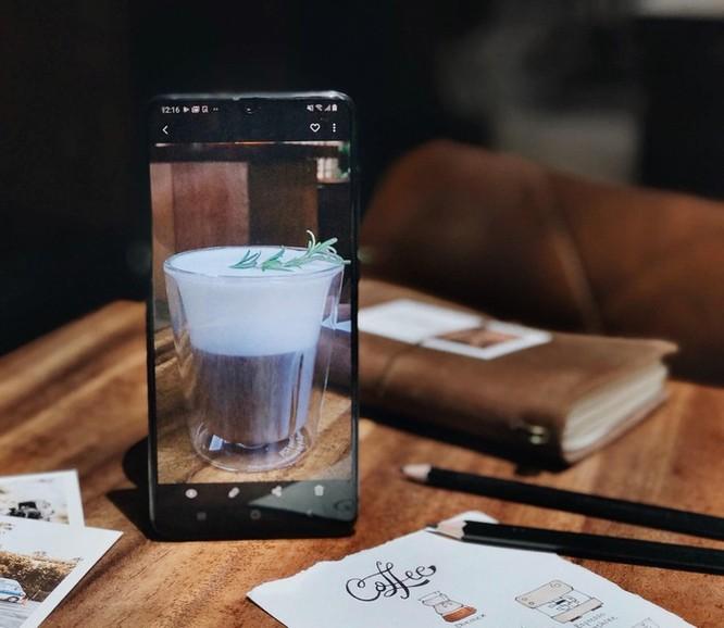 Những bức ảnh cho thấy màn hình vô cực Galaxy A70 lợi hại thế nào ảnh 9
