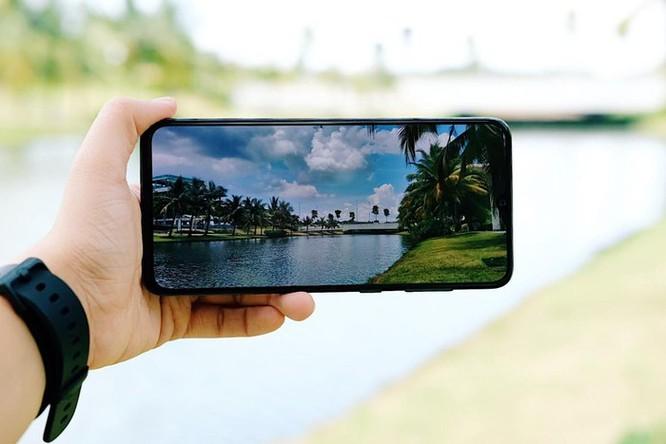 Những bức ảnh cho thấy màn hình vô cực Galaxy A70 lợi hại thế nào ảnh 11