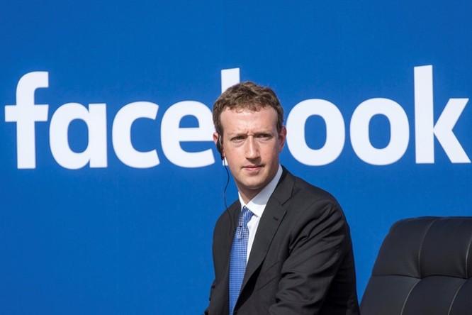 Facebook bị phạt, Mark Zuckerberg 'bỗng dưng' có thêm 1 tỷ USD ảnh 1