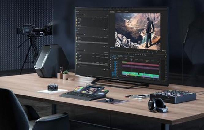 Kết nối DisplayPort 2.0 có thể hỗ trợ màn hình tới độ phân giải 16K ảnh 1