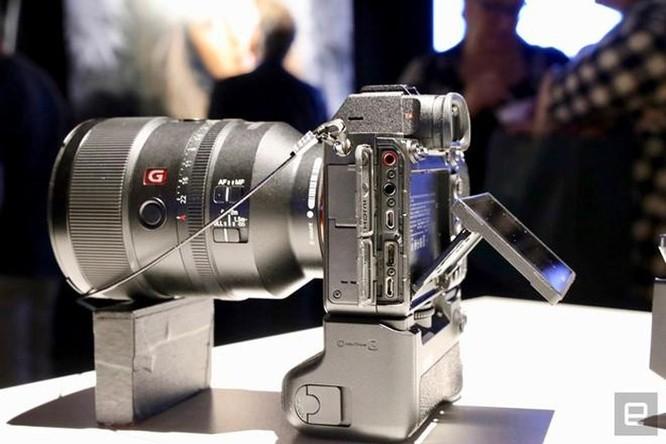 Sony A7R IV ra mắt - cảm biến 61 MP, giá 3.500 USD ảnh 7