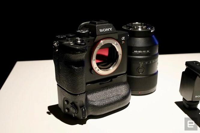 Sony A7R IV ra mắt - cảm biến 61 MP, giá 3.500 USD ảnh 5