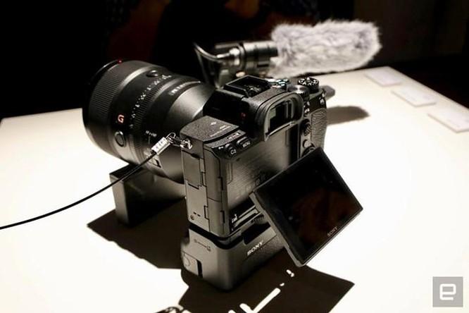 Sony A7R IV ra mắt - cảm biến 61 MP, giá 3.500 USD ảnh 8