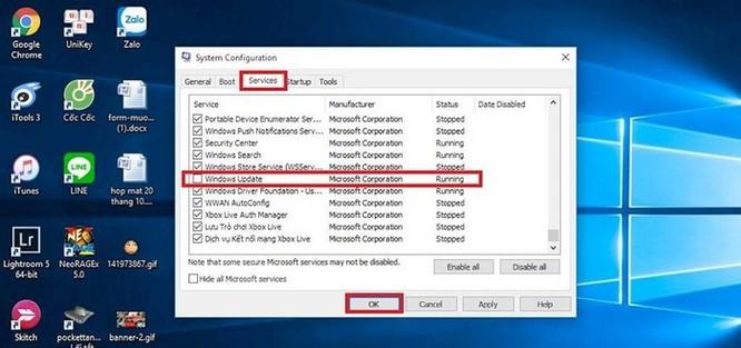 Hướng dẫn tắt update Windows 10 nhanh chóng và đơn giản nhất ảnh 2