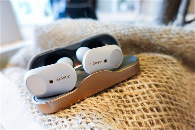 Sony chính thức ra mắt tai nghe chống ồn nhỏ gọn WF-1000XM3, bán ra từ tháng 8 ảnh 2