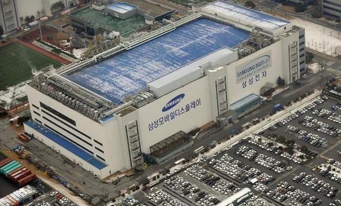 Samsung yêu cầu đối tác dự trữ các linh kiện do Nhật Bản sản xuất ảnh 1
