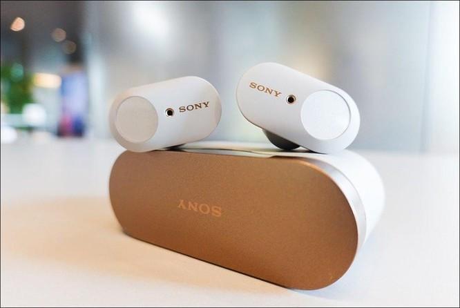 Sony chính thức ra mắt tai nghe chống ồn nhỏ gọn WF-1000XM3, bán ra từ tháng 8 ảnh 3