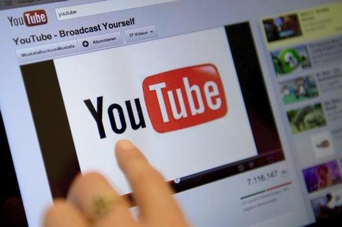 Một nửa số tiền quảng cáo trên YouTube rơi vào các clip nội dung xấu độc, nhảm nhí ảnh 1