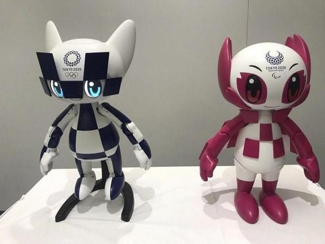 Nhật Bản sử dụng nhiều loại robot phục vụ cho Olympic Tokyo 2020 ảnh 1