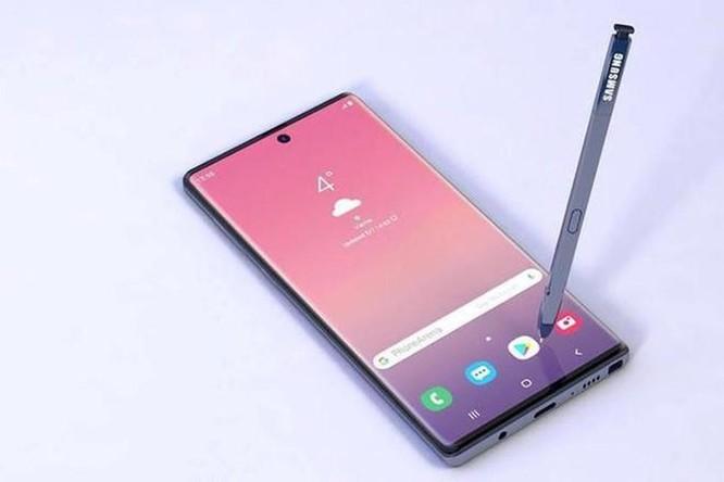 Lộ thêm thông số Galaxy Note10 với bút S Pen được làm mới ảnh 2