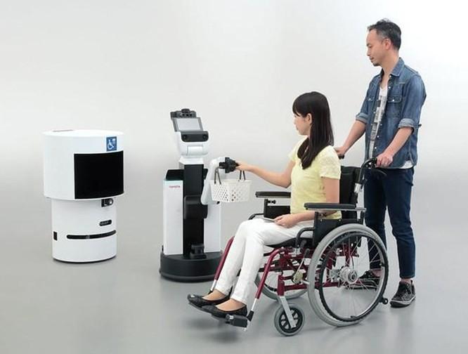 Nhật Bản sử dụng nhiều loại robot phục vụ cho Olympic Tokyo 2020 ảnh 2